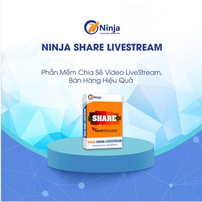 phần mềm chia sẻ livestream tự động