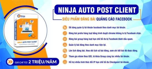 Tool auto post group facebook tự động