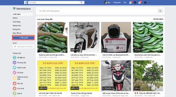 Cách bán hàng trên Marketplace Facebook x2 doanh số